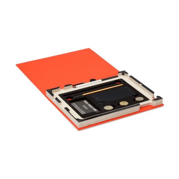 Business obal G2 na iPad 2/3/4, oranžový/černý
