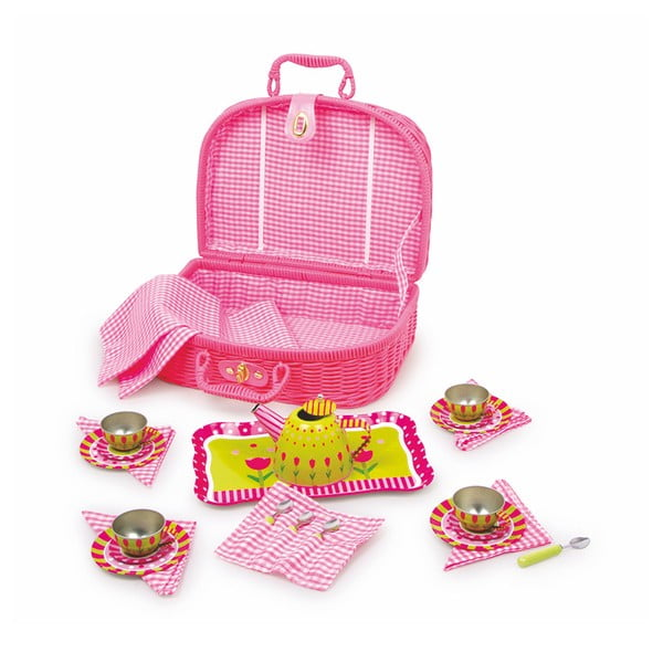 Set picnic Legler Flowers Basket