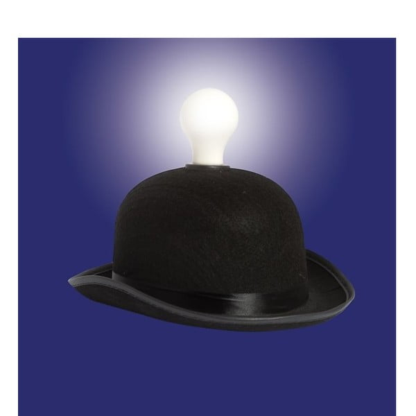 Lampička Buřinka