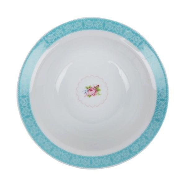 24dílná sada porcelánového nádobí Kutahya Culiya