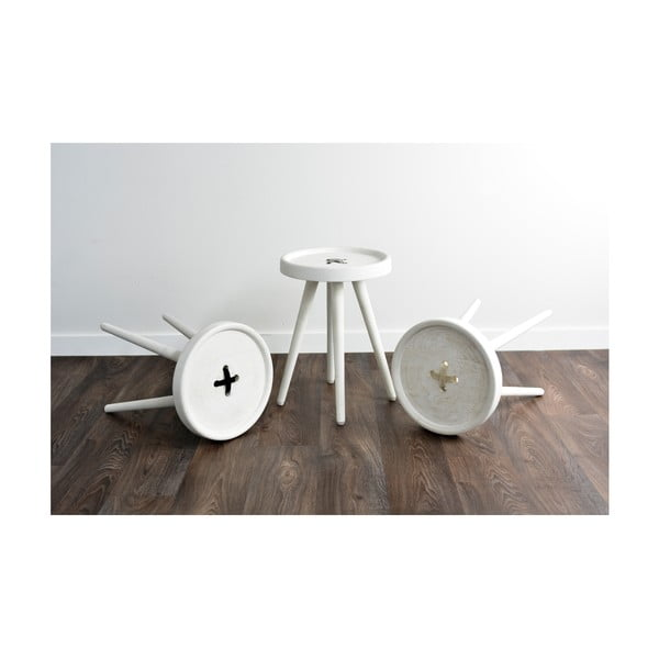 Odkládací stolek Hawke&Thor Preston, tmavě šedý
