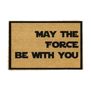 Rohožka Artsy Doormats May The Force Be With You, 40 x 60 cm