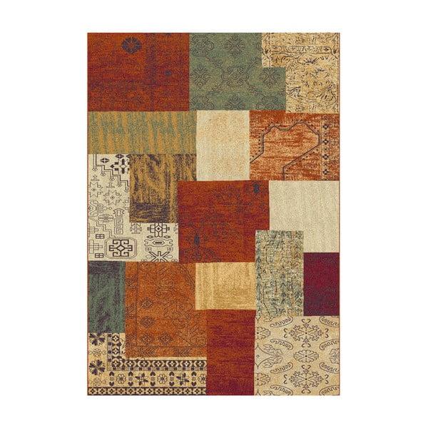 Béžový koberec Universal Legend, 200 x 67 cm