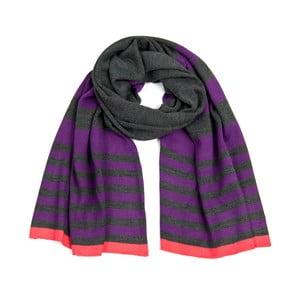Šátek Emka Purple
