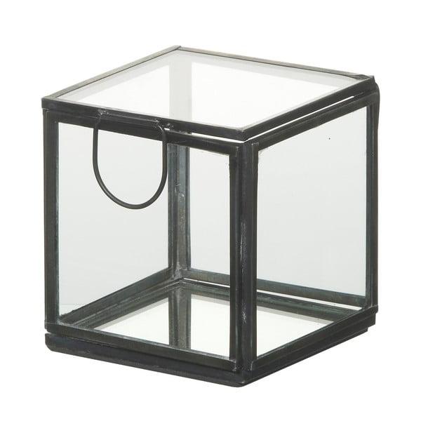 Skleněný úložný box Parlane Glass, 8 cm