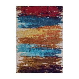 Běhoun Eco Rugs Colourful Abstract, 80x300cm
