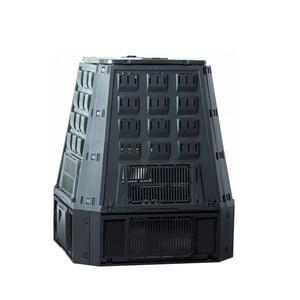 Kompostér EcoJoe 600 l, černý