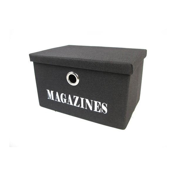 Organizér Magazines Black