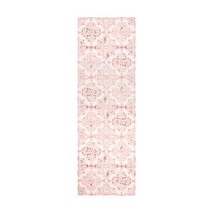 Covor de bucătărie Hanse Home Cook and Clean, 45 x 140 cm, roz