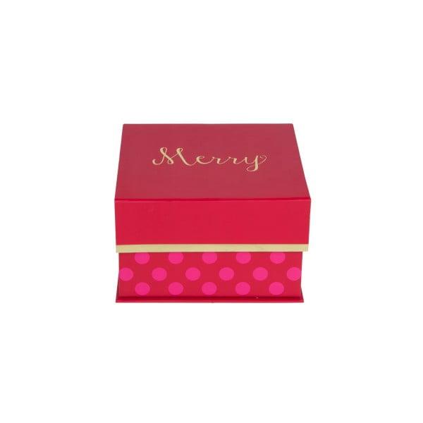 Sada 3 ks boxů Tri-Coastal Merry Bright Nice