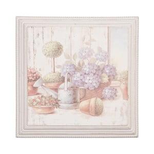 Obrázek Violets 31x31 cm