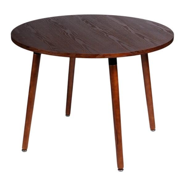 Stůl z ořechu D2 Copine, 80 cm