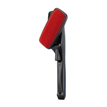 Perie pentru îndepărtarea părului cu cap rotativ Wenko Twist, negru - roșu imagine