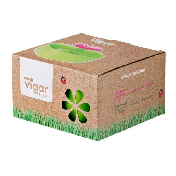 Plastová dóza Vigar Garden