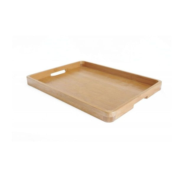 Bambusový tác, 35 cm