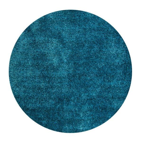 Koberec Twilight Peacock Blue, 135 cm
