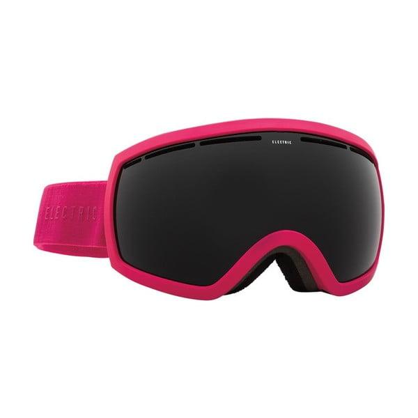 Dámské lyžařské brýle Electric EG25 Solid Berry Jet Black, vel. M