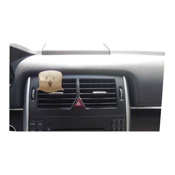 Béžová vůně do auta e-my Kiriku Aria