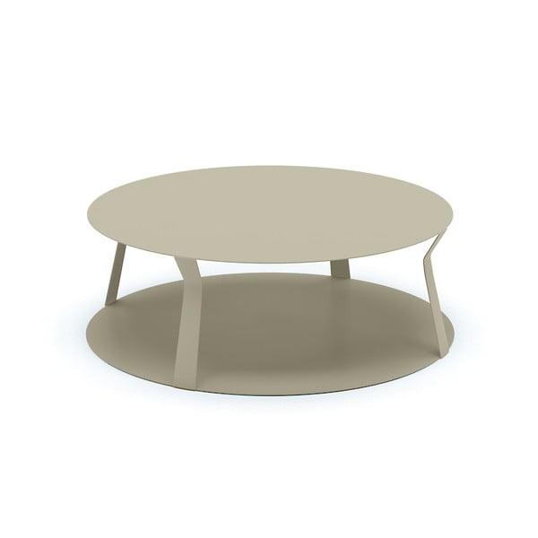 Světle béžový konferenční stolek MEME Design Large Freeline