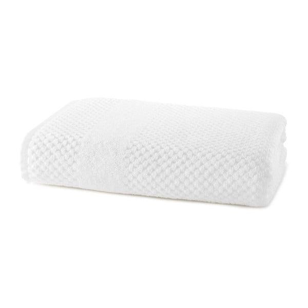 Ručník Honeycomb White, 76x137 cm