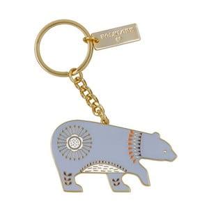 Přívěsek na klíče Folklore Bear