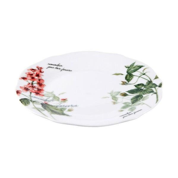 Porcelánová šalátová misa Bergner Remember, ⌀ 18,7 cm