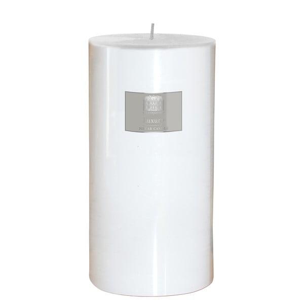 Svíčka 20 cm, bílá, 160 hodin hoření