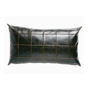 Polštář Bakero z umělé kůže, 30x60 cm