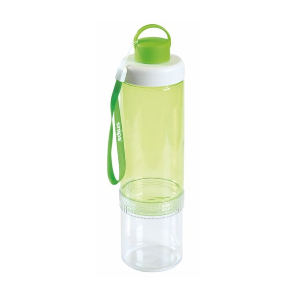 Zielona butelka na wodę Snips Eat&Drink, 750 ml