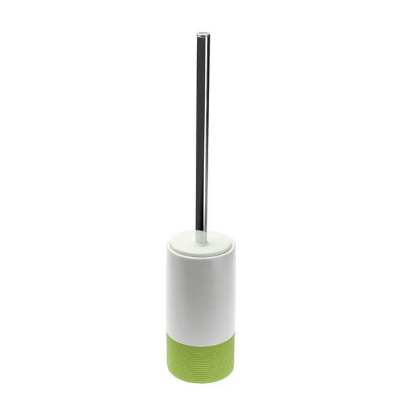 Hanz zöld WC-kefe, magasság 31 cm - Versa