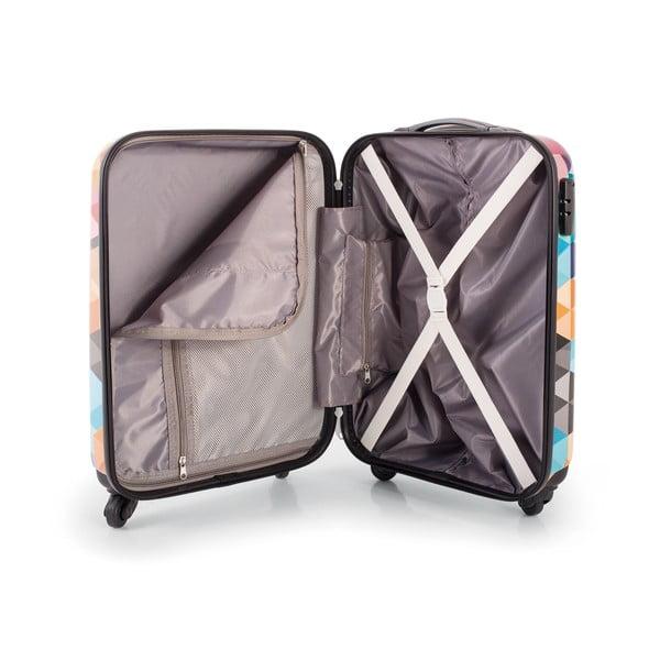 Set 2 cestovních kufrů Lucchino Multi