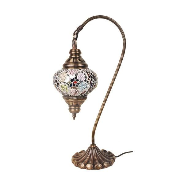 Skleněná lampa Fishing XIV, 13 cm