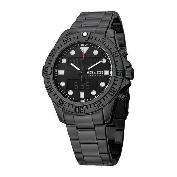 Pánské hodinky Yacht Race All Black