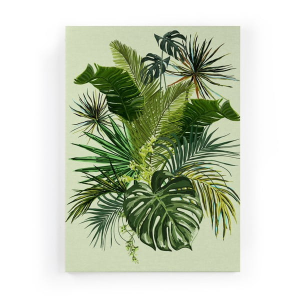 Tropical vászonkép, 50 x 70 cm - Really Nice Things