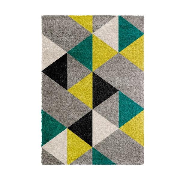 Šedý koberec Chiffon 160x230cm