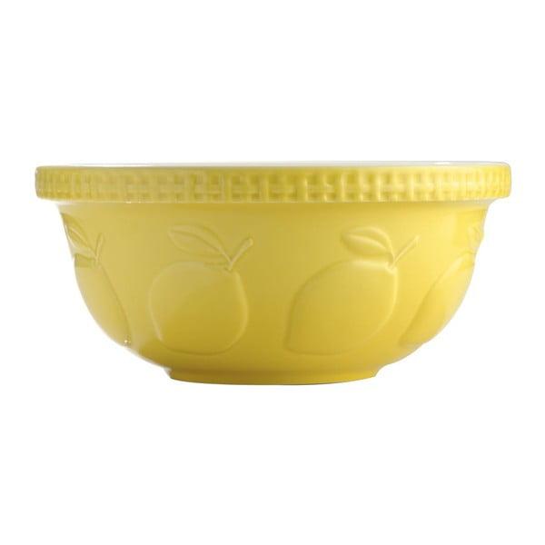 Kameninová mísa Lemon, 29 cm