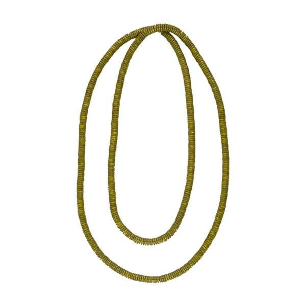 Náhrdelník Mimik, zelený