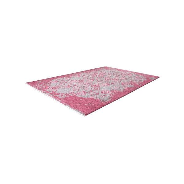 Covor reversibil Homemania, 125 x 180 cm, roz
