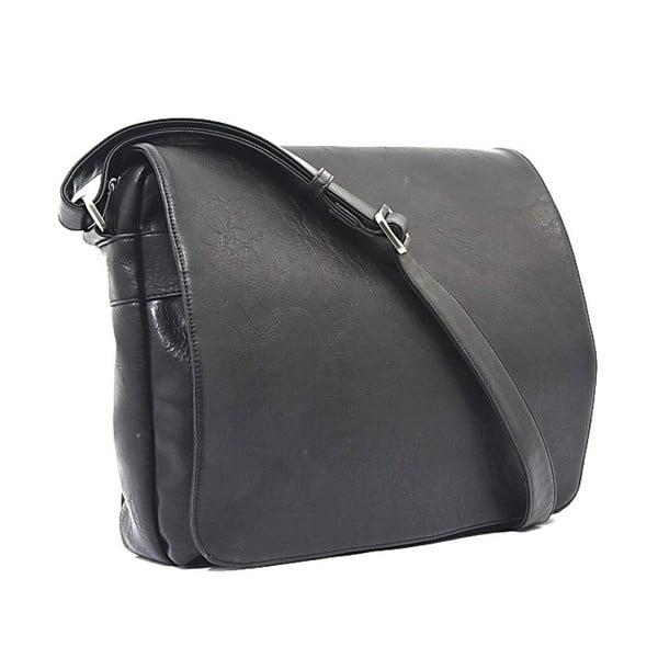 Taška na notebook Bobby Black - Black, 36x29 cm