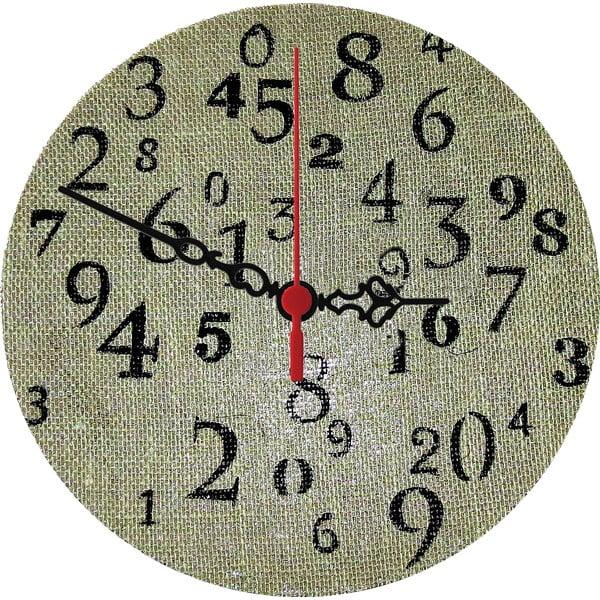 Nástěnné hodiny Choose Time, 30 cm