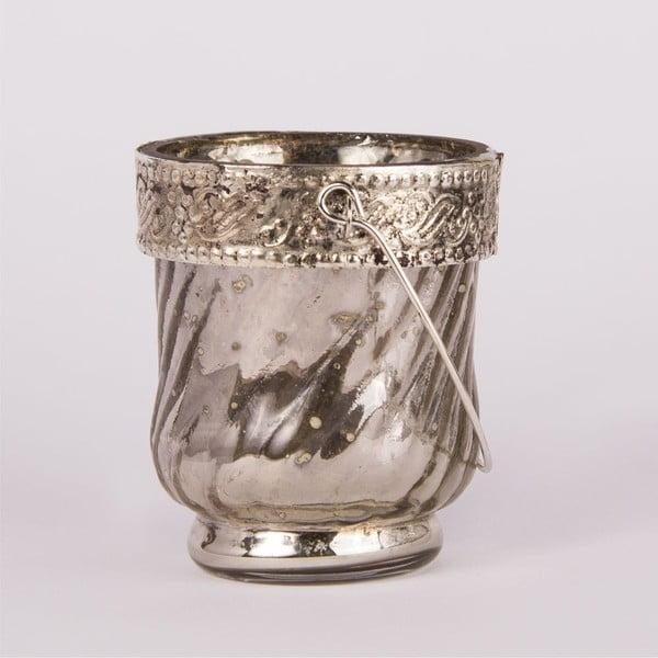 Svícen Čiré sklo