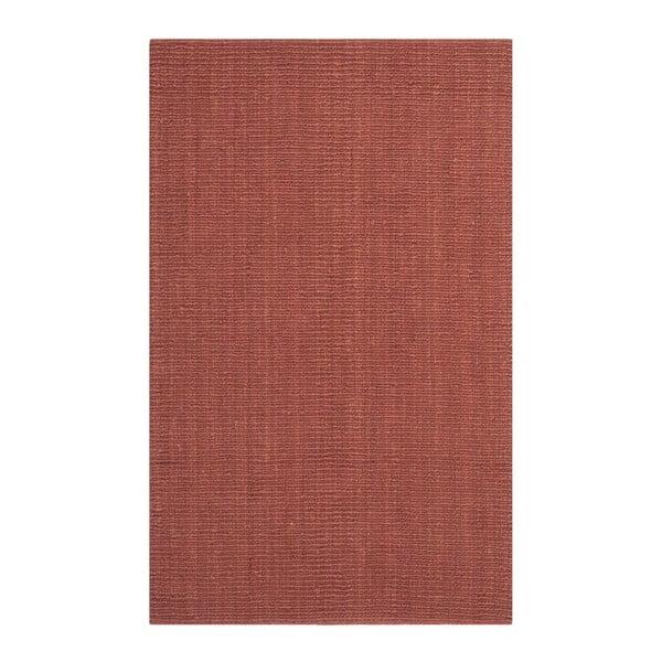 Koberec Safavieh Isla Bella, 152x243 cm, červený