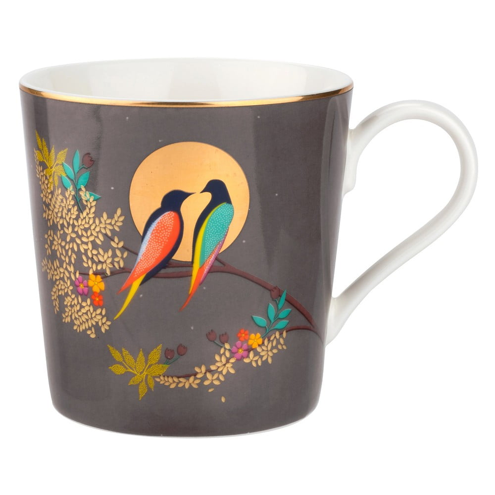 Porcelánový hrnek Portmeirion Birds 340 ml