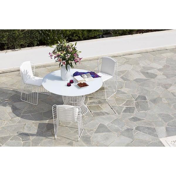 Zahradní židle Sedia White