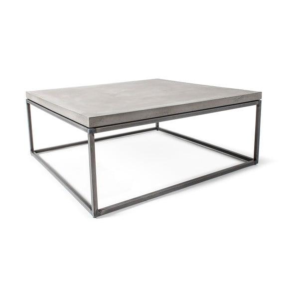 Betonový konferenční stůl Lyon Béton Perspective, 100 x 100 cm