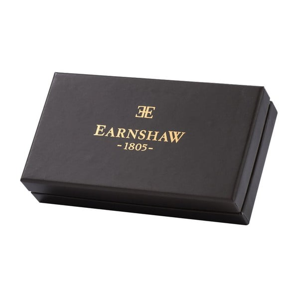 Set kuličkového pera a manžetových knoflíčků Thomas Earnshaw Silver