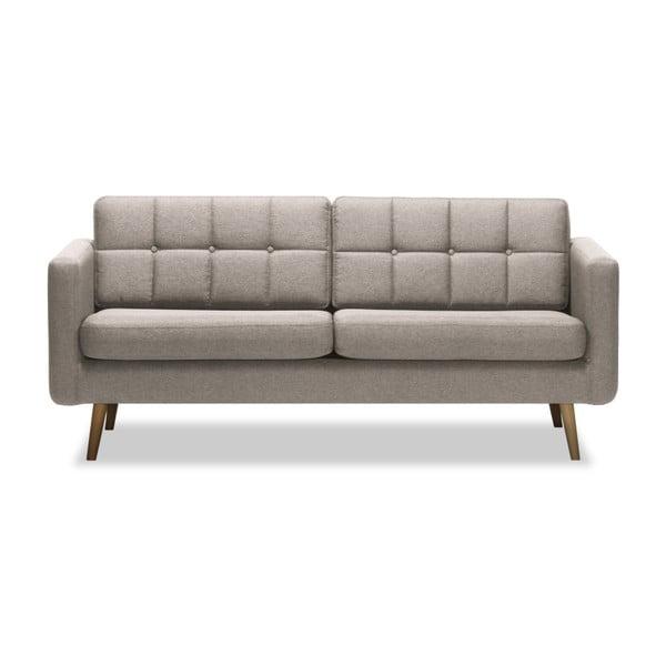Magnus bézs háromszemélyes kanapé - Vivonita