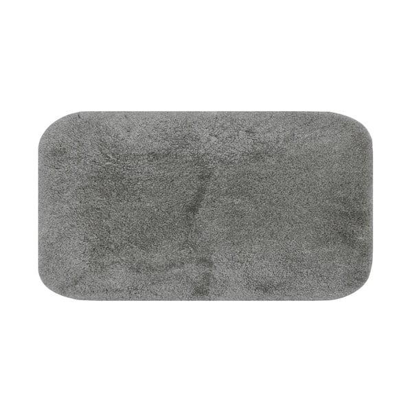 Szary dywanik łazienkowy Confetti Bathmats Miami, 80x140 cm