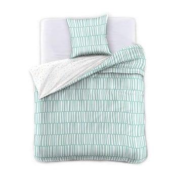 Lenjerie de pat din bumbac satinat DecoKing Clarissa, 135 x 200 cm + față de pernă 50 x 75 imagine