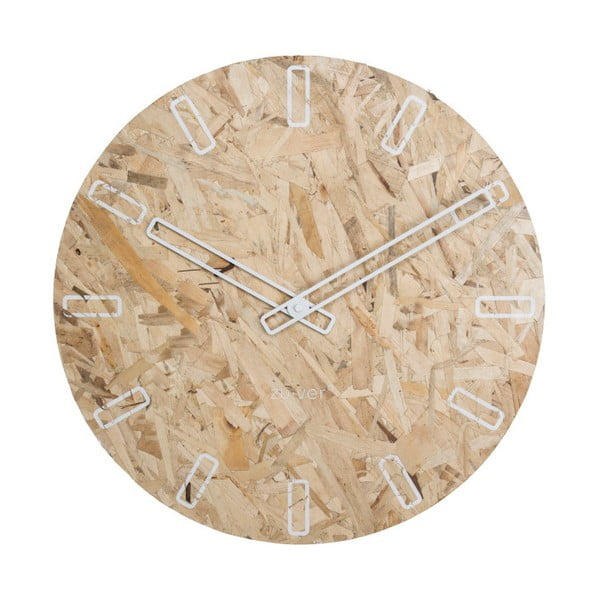 Nástěnné hodiny Zuiver Time, ø50cm